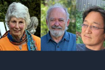 Daphne Marlatt, John Lent, Mark Nishihara