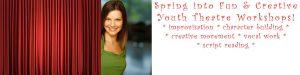 Amelia Sirianni Youth Theatre Workshops 2017