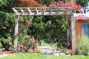 Trelissed Gardens