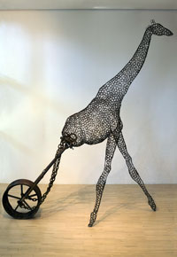 Ellen Rogers - Giraffe Image