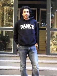 Moez Surani, Writer in Residence
