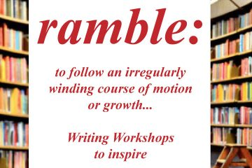 Lorna Tureski Ramble Writing workshops