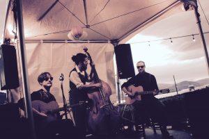 Aaron Loewen Trio, 2017 Summer Music Series