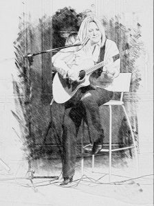 Betty Johnson, 2017 Summer Music Series